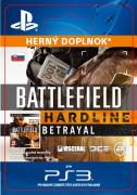 ESD SK PS3 - Battlefield Hardline Betrayal (Kód na stiahnutie) PS4