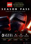 ESD SK PS3 - LEGO® Star Wars: The Force Awakens Season Pass (Kód na stiahnutie) PS4