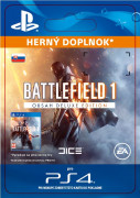 ESD SK PS4 - Battlefield 1 Deluxe Edition Content (Kód na stiahnutie) PS4