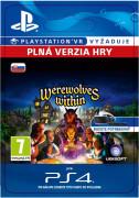 ESD SK PS4 - Werewolves Within (Kód na stiahnutie) PS4