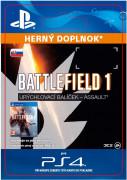 ESD SK PS4 - Battlefield 1 Shortcut Kit: Assault Bundle (Kód na stiahnutie) PS4