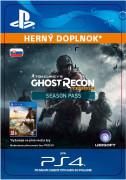 ESD SK PS4 - Tom Clancy's Ghost Recon Wildlands - Season Pass (Kód na stiahnutie) PS4