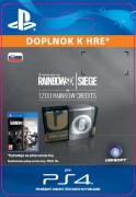 ESD SK PS4 -2670Credit-TomClancysRainbowSixSiegeR6 (Kód na stiahnutie) PS4