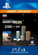 ESD SK PS4 - Medium Pack 3840 Credits (Kód na stiahnutie) PS4