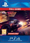 ESD SK PS4 - Need for Speed™ Payback - Deluxe Edition (Kód na stiahnutie) PS4