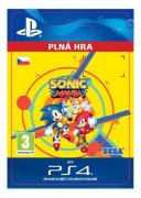 ESD SK PS4 - Sonic mania (Kód na stiahnutie) PS4