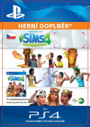 ESD SK PS4 - The Sims™ 4 Deluxe Party Ed. Upgrade (Kód na stiahnutie) PS4