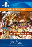 ESD SK PS4 - DRAGON BALL FIGHTERZ - Anime Music (Kód na stiahnutie) PS4
