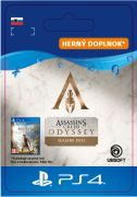 ESD SK PS4 -  Assassin'sCreedOdyssey-Season pass (Kód na stiahnutie) PS4