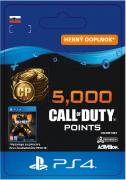 ESD SK PS4 - 5,000 Call of Duty®: Black Ops4Points (Kód na stiahnutie) PS4
