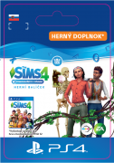 ESD SK PS4 - The Sims™ 4 Jungle Adventure (Kód na stiahnutie) PS4