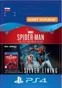 ESD SK PS4 - Marvel's Spider-Man: Silver Lining (Kód na stiahnutie) PS4