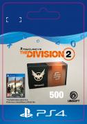 TomClancy'sTheDivision2–500Credits - ESD HUN (Letölthető)