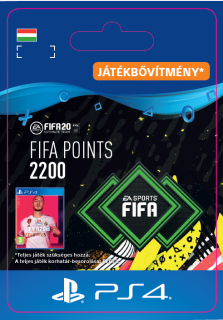 FIFA Points 2200 - ESD HUN (Letölthető) PS4