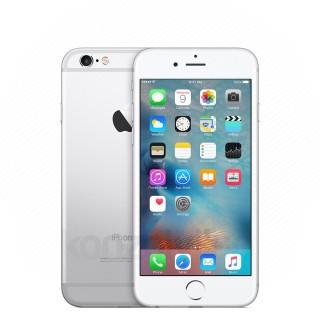 Apple iPhone 6S 16GB Silver (Gyári felújított) Mobil